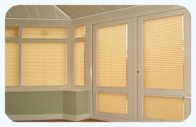 Pleated blinds manufactured and fitted by Saxon Blinds