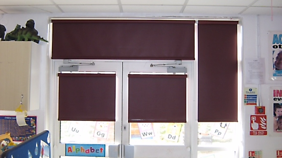 High Quality Commercial Blinds Manufactured And Fitted By