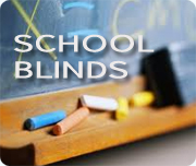 School blinds by Saxon Blinds Northampton