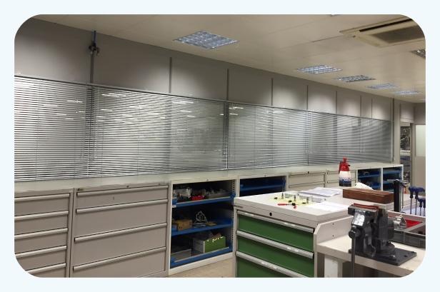 commercial venetian blinds