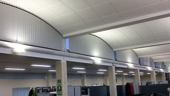 Commercial Office Blinds At Superior Quality Plus A 5 Year