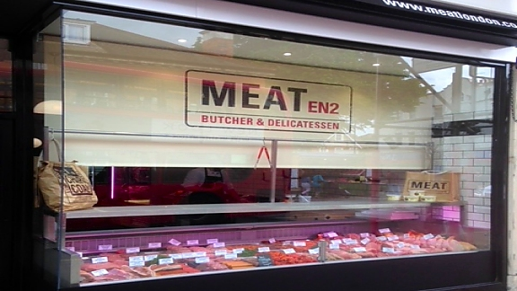 London Butchers and Delicantessents - MEAT EN2